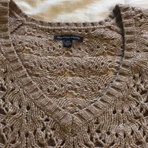 American Eagle Outfitters Sweaters - American Eagle Outfitters Cable Sweater EUC